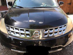 06' Nissan Murano S for Sale in San Antonio, TX
