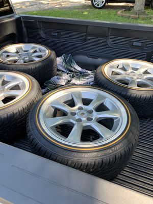 Tires and rims for Sale in Houston, TX