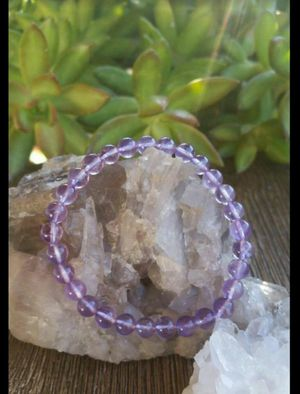 6mm amethyst bracelet ( see description ) for Sale in Fontana, CA