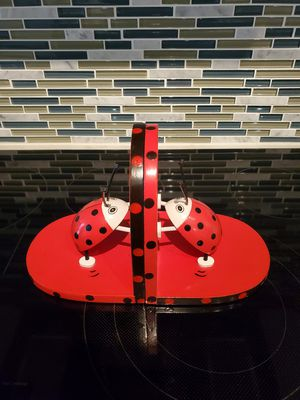 Wooden lady Bug Bookends for Sale in Silver Spring, MD