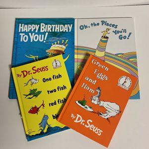 4 Dr. Seuss Books for Sale in Haverhill, MA