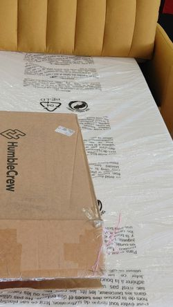 Sleeper Sofa Twin Size Designer Hybrid Mattress $395 for Sale in Phoenix,  AZ