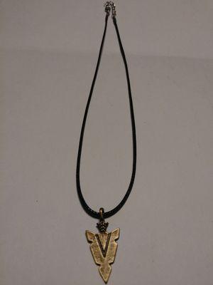 """18"""" Bronze Arrow Head necklace for Sale in Brainerd, MN"""