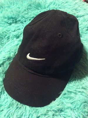 Nike black hat for infant 👶 for Sale in Colton, CA