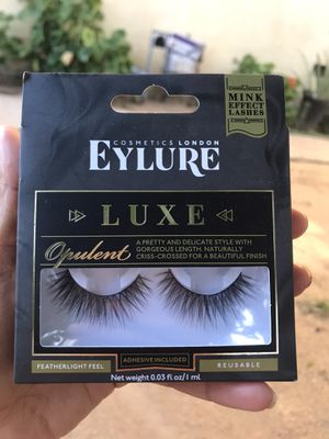 Eyelure luxe opulent lashes for Sale in Riverside, CA