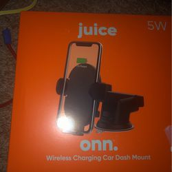 Wireless Charging Car Dash Mount for Sale in Houston,  TX