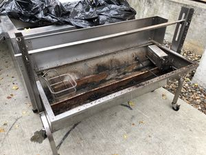 Whole Pig Commercial Rotisserie for Sale in Seattle, WA