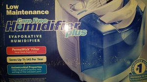 Humidifier plus for Sale in Perris, CA