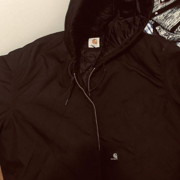 """Carhartt Artic Shield """" Men's Heavyweight Heavy Duty Winter ,snowmobile ,jacket"""
