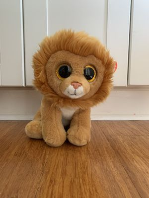 Lion Medium Beanie Boo ty for Sale in Winter Springs, FL