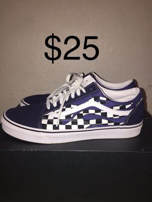 Vans Size 12 for Sale in Auburndale, FL
