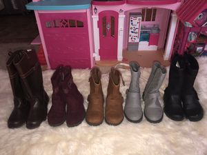 Little girls boot bundle! Gymboree and Target for Sale in Richmond, VA
