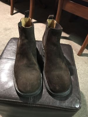 Boots for Men's size 10 brand Banana Republic for Sale in Fort Worth, TX