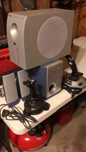 Computer Parts Speakers Joysticks for Sale in LAKE MATHEWS, CA