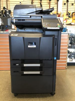 TASKalfa 3500I Kyocera Printer Office Printer Comes with some boxes of toners for Sale in Boston, MA