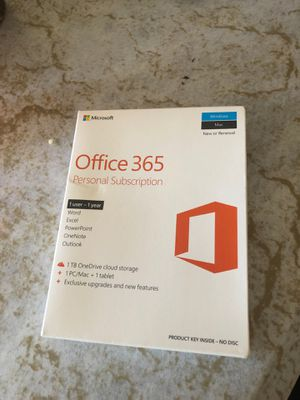 Subscription for Office 365 for Sale in FL, US