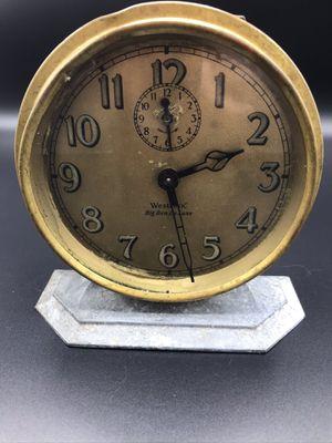 Antique 1927 Westclox Big Ben De Luxe Clock for Sale in Riverside, CA