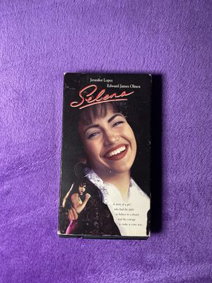 Selena VHS Movie Tape for Sale in Los Angeles, CA