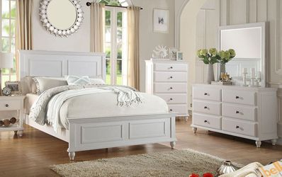 Queen Bed F9270Q for Sale in Pomona,  CA