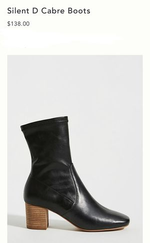 Black Silent D Cabre Boots for Sale in Oakland, CA