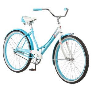 "Schwinn Women's Legacy 26"" white and blue. for Sale in Annandale, VA"