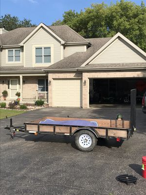 5 x 10 utility trailer for Sale in Ringwood, IL