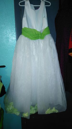 Flower girl dress for Sale in Lakeland, FL