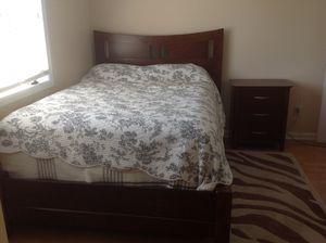Bedroom Set (Full Size) for Sale in Fraser, MI