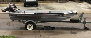 12ft Game Fisher Aluminum fishing Boat for Sale in San Diego, CA