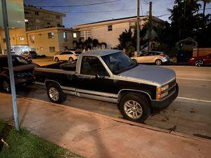 1991 Chevy 1500 Silverado for Sale in Miami Beach, FL