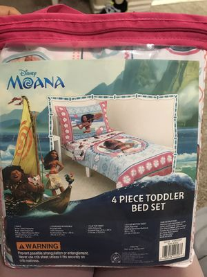 BRAND NEW MOANA SHEETS for Sale in Houston, TX