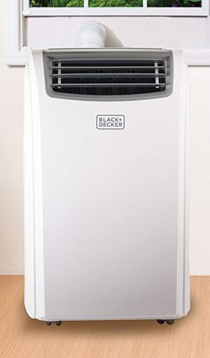portable ac 1200 watts very good condition with window kit works really good. for Sale in Hemet, CA