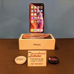 Gold IPhone XS 64GB for Sale in Largo, FL
