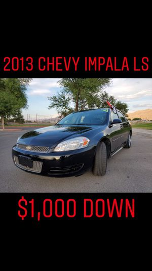 🎁 2013 IMPALA LS 🎁 for Sale in Las Vegas, NV