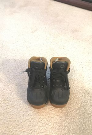 Toddle Timberland boots size 7C for Sale in Wake Forest, NC