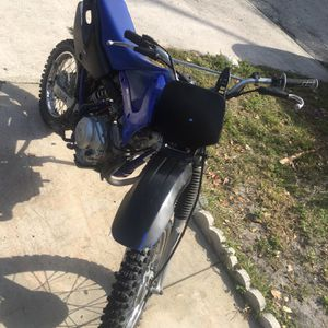 2002 Yamaha Ttr125 for Sale in West Palm Beach, FL