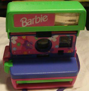1999 Vintage Barbie Polaroid Camera for Sale in Greensburg, PA