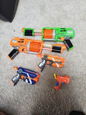 Nerf guns for Sale in Battle Ground, WA