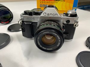 Canon AE-1 35mm Camera for Sale in Mesa, AZ