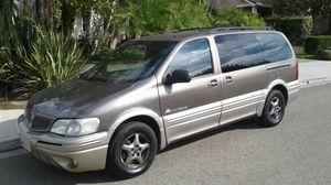 2002 Pontiac Montana minivan for Sale in San Marcos, CA