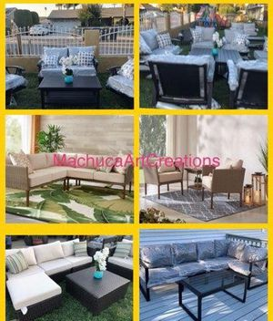 Brand New Patio Furniture Sets for Sale in Riverside, CA