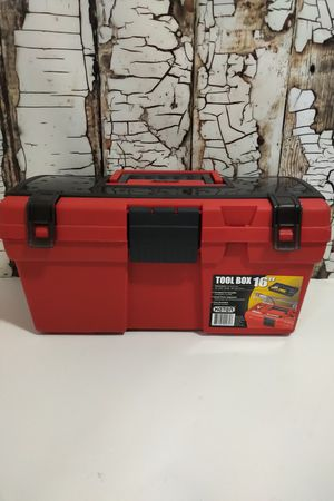 """KETER 16 inch """"All Purpose"""" tool box for Sale in Denver, CO"""