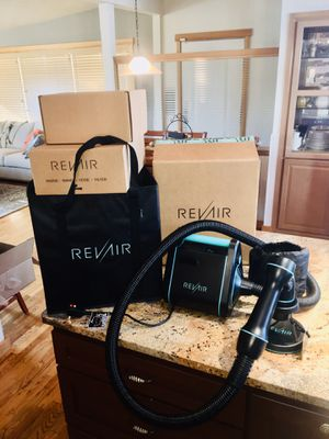 RevAir Hair Dryer that Straightens your hair for Sale in Ruston, WA