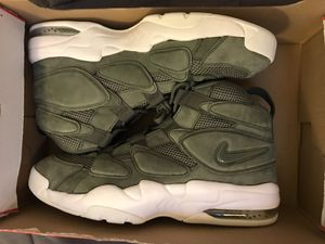 Nike air max 2 uptempo urban haze size 7 mens shoes DS NEW! for Sale in San Diego, CA