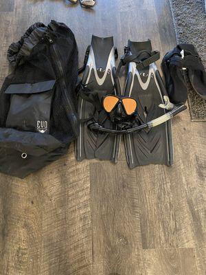 Scuba/Snorkel gear for Sale in Columbia, TN