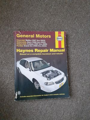 Repair Manual for Sale in Lebanon, TN