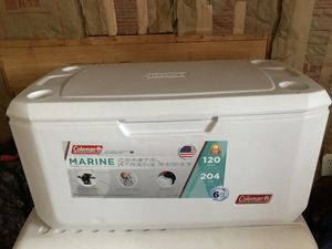 Coleman 120 quart cooler for Sale in Villa Rica, GA