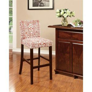 Linon Morocco Bar Stool, 30 inch Seat Height for Sale in Houston, TX