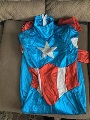 Captain America Girl for Sale in Manassas, VA