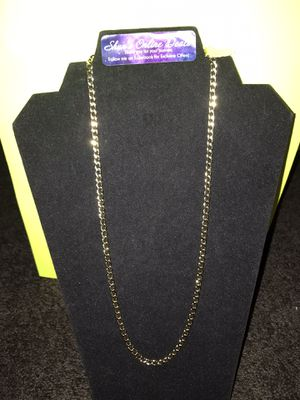 Gold Link Chain for Sale in Milwaukee, WI